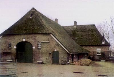 oude situatie te renoveren boerderij