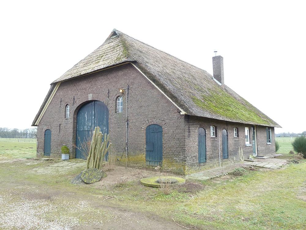 oude situatie achterhoekse boerderij