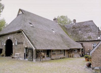 De Borchte met verbouwd achterhuis 2001